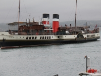 The waverley visits weymouth