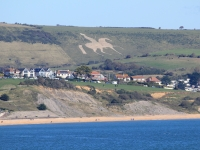 White horse hill - weymouth
